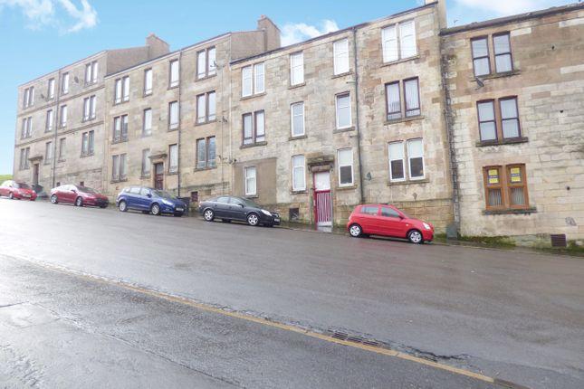 Front View of Murdieston Street, Greenock, Renfrewshire PA15