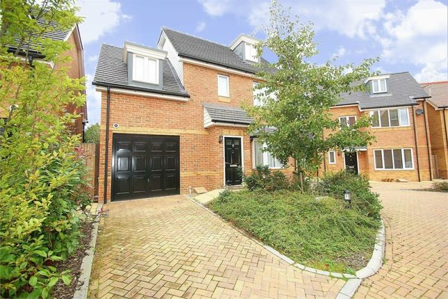 Thumbnail Detached house for sale in Linden Close, Iver Heath, Buckinghamshire