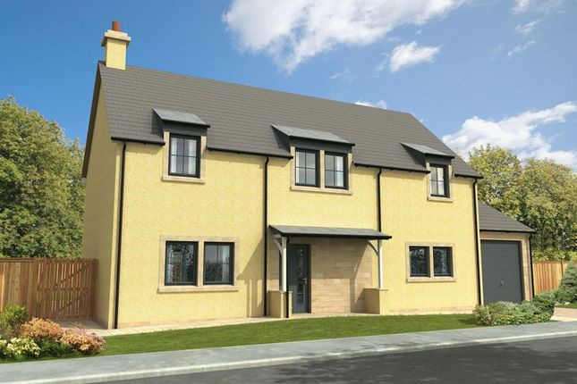 Thumbnail Detached house for sale in Plot 5, The Borthwick, Coatburn Green, Melrose