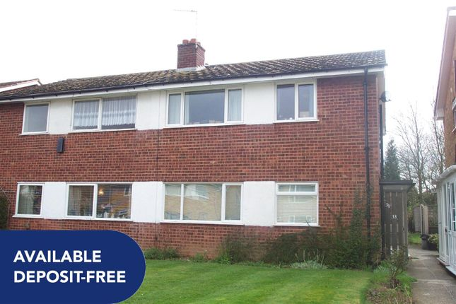 Thumbnail Maisonette to rent in Mockley Wood Road, Knowle