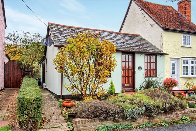 Thumbnail Bungalow for sale in Back Lane, Pleshey, Chelmsford
