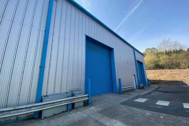 Thumbnail Light industrial to let in 4B Pantglas Industrial Estate, Bedwas, Caerphilly