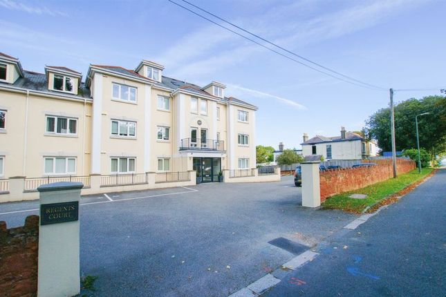 Thumbnail Flat for sale in Keysfield Road, Paignton