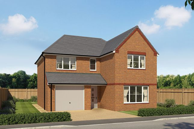 """4 bed detached house for sale in """"Holly"""" at Mosley Common Road, Tyldesley, Manchester M29"""