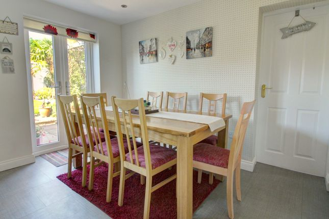 Dining Area of Faircroft Road, Castle Bromwich, Birmingham B36