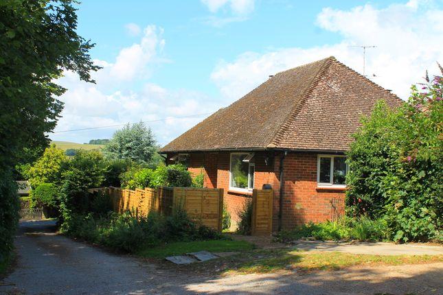 Thumbnail Detached bungalow for sale in Pony Farm, Findon Village