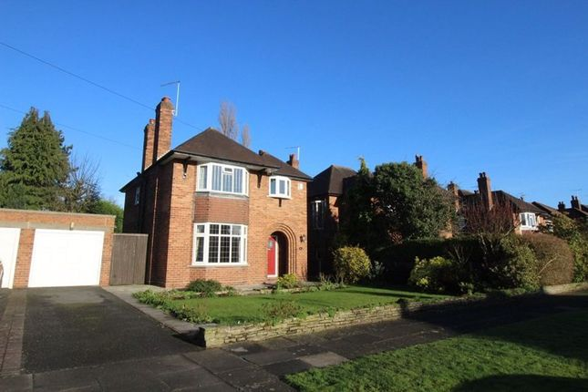 Thumbnail Detached house to rent in Manor Way, Crewe