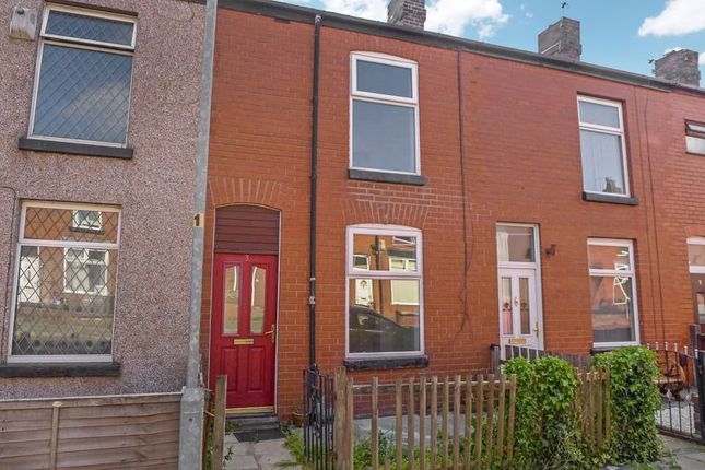 Thumbnail Terraced house to rent in Bentley Street, The Haulgh, Bolton