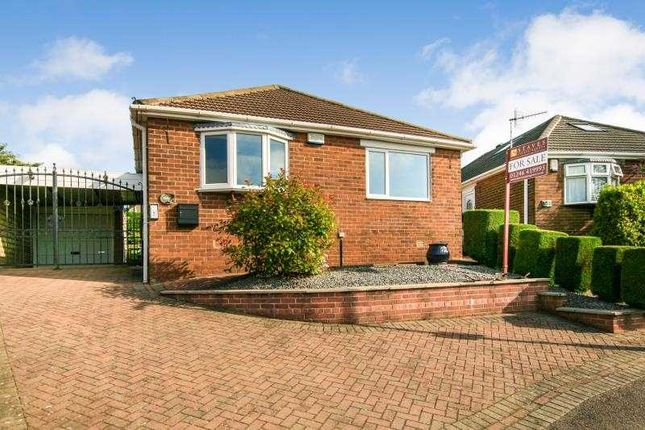 Thumbnail Bungalow for sale in Holmesdale Close, Dronfield, Derbyshire