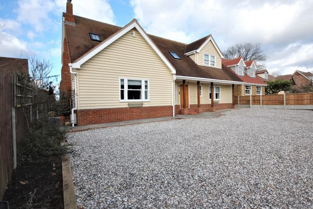 Thumbnail Detached house for sale in Downham Road, Downham, Essex