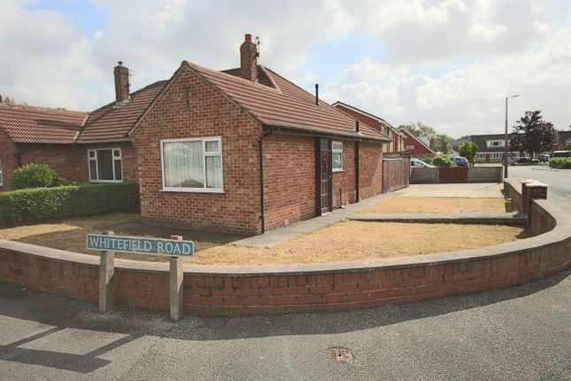 Corner Plot of Whitefield Road, Penwortham, Preston PR1