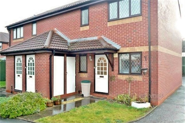 1 bed flat to rent in Regent Gardens, Hereford HR1