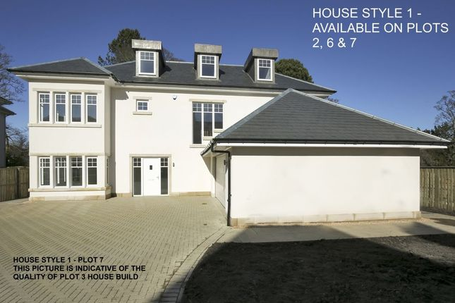 Thumbnail Detached house for sale in New Park Place Development, Plot 3, Hepburn Gardens, St Andrews