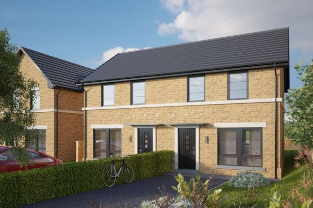 Thumbnail Semi-detached house for sale in - The Grosvenor Mount Royal Gate, Plantation Avenue, Lisburn