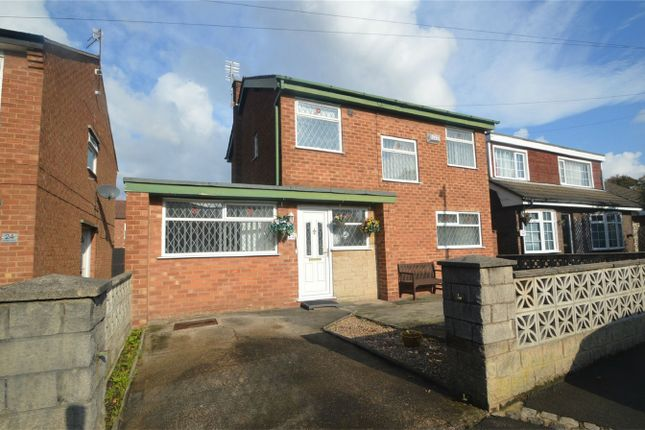 Thumbnail Detached house for sale in Bombay Road, Edgeley, Stockport, Cheshire