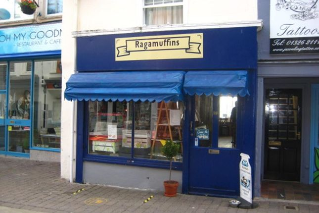 Restaurant/cafe for sale in Church Street, Falmouth