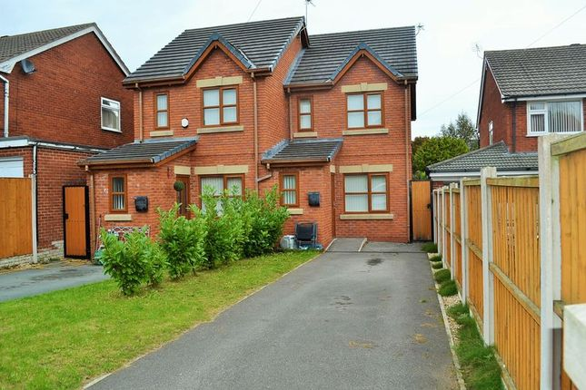 Thumbnail Semi-detached house to rent in Tennyson Drive, Ormskirk