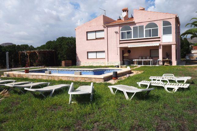 Property For Sale In Mutxamel Spain
