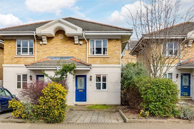 Thumbnail Semi-detached house for sale in Glenburnie Road, London