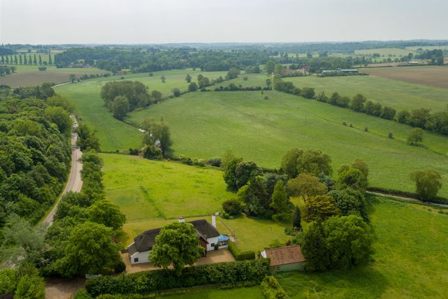 Thumbnail Property for sale in Norwich Road, Caistor St. Edmund, Norwich