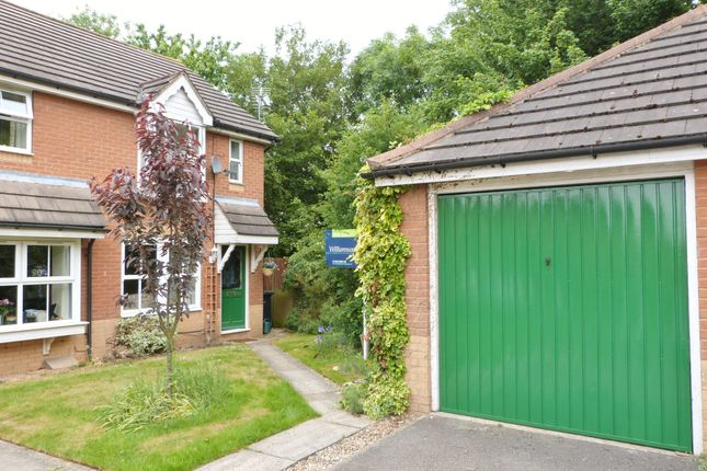 Thumbnail End terrace house for sale in Hunters Row, Boroughbridge, York