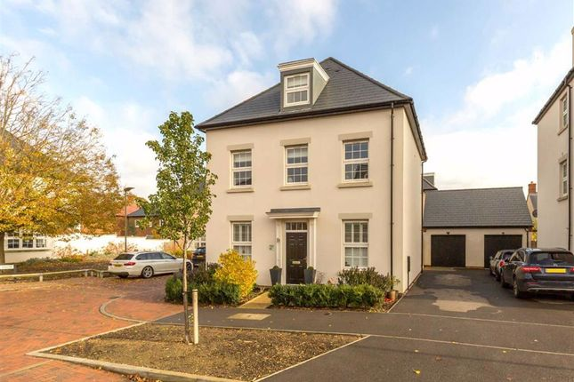 Thumbnail Town house for sale in Heyford Park, Camp Road, Upper Heyford, Bicester