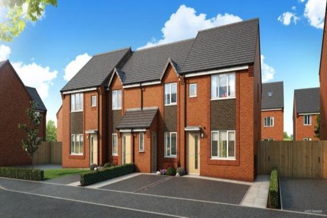 Thumbnail Property for sale in Central Avenue, Speke, Liverpool