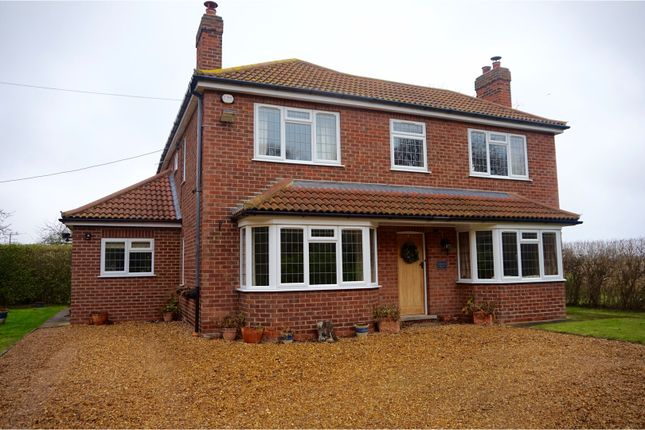 Thumbnail Detached house for sale in Laughton, Gainsborough