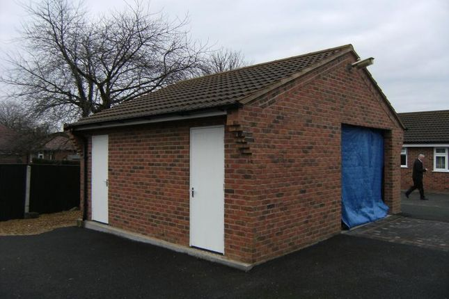 Garage of Station Court, South Anston, Sheffield S25