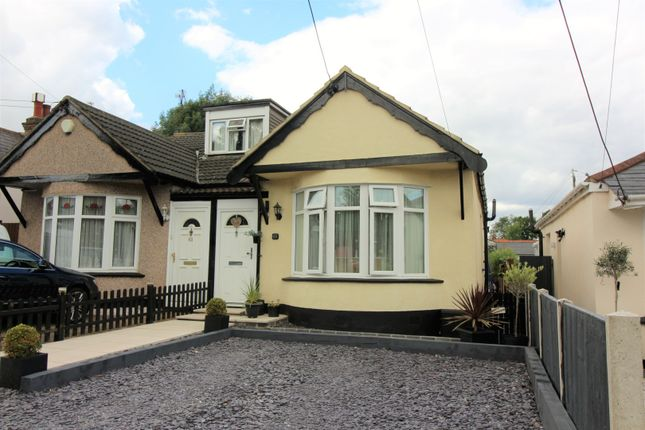 Thumbnail Semi-detached bungalow for sale in Woodfield Road, Benfleet