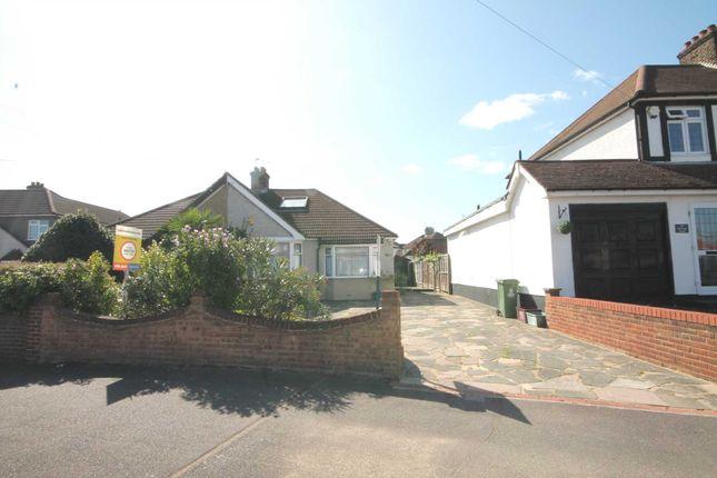 Thumbnail Semi-detached bungalow for sale in Belmont Road, Erith