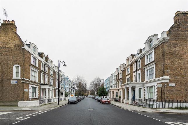 Exterior of Colville Road, London W11