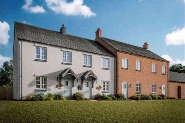 Thumbnail Terraced house for sale in Normanton Road, Packington, Ashby-De-La-Zouch