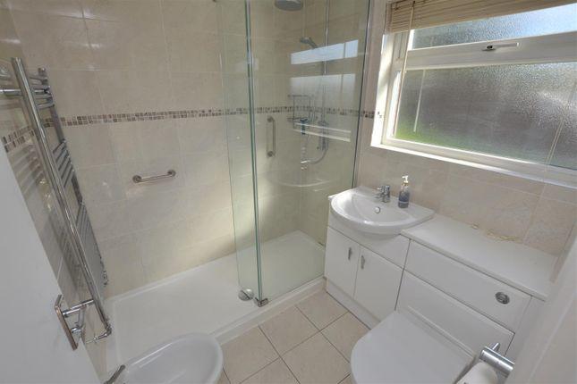 Shower Room of Dovedale Rise, Allestree, Derby DE22