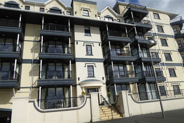 Thumbnail Flat to rent in Imperial Terrace, Onchan, Isle Of Man