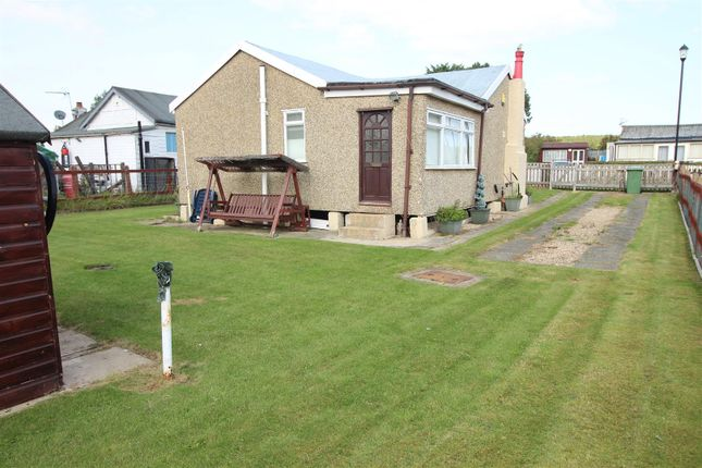 Side View Of 112 of 112 Main Road, Humberston Fitties, Humberston, Grimsby, N.E. Lincs DN36
