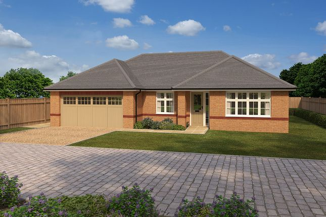 Thumbnail Bungalow for sale in Meadow Brook, Park Avenue, Nr Chester, Cheshire