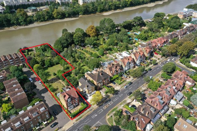 Thumbnail Land for sale in Hartington Road, Chiswick, London