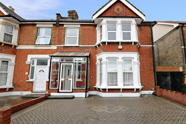 Thumbnail Semi-detached house for sale in Castleton Road, Ilford