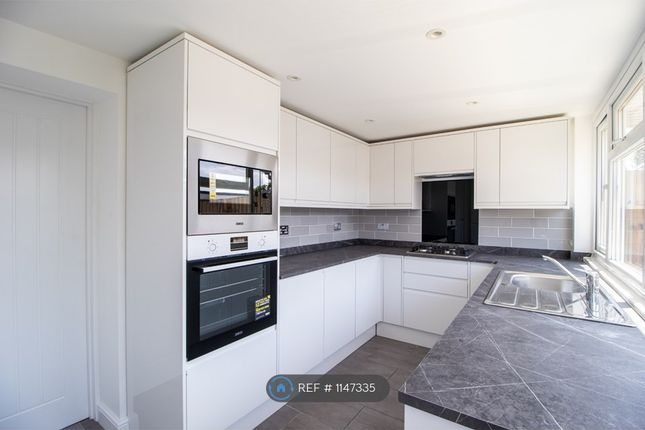 Thumbnail Terraced house to rent in Woodrush Way, Romford