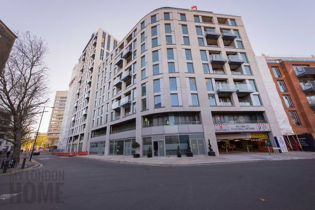 Thumbnail Flat for sale in Lancaster House, Sovereign Court, Hammersmith, London