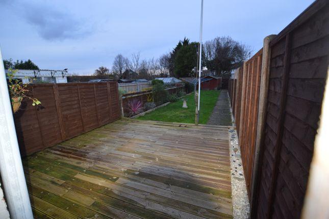 Long Garden of Middlecroft Lane, Gosport PO12
