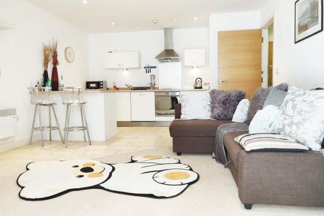 Thumbnail Flat to rent in Waterfront Walk, Birmingham