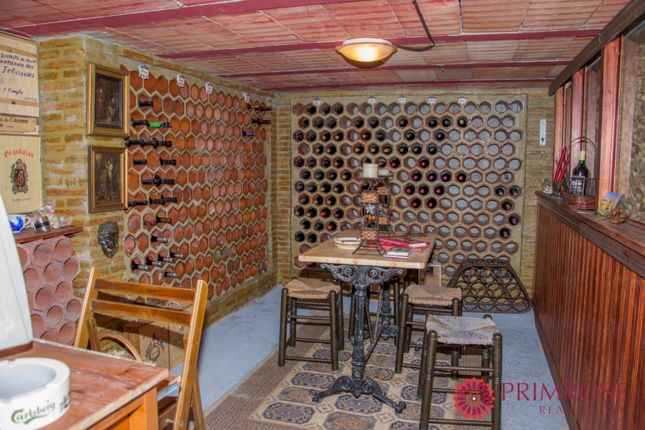 Winecellar of Duquesa Villas, Duquesa, Manilva, Málaga, Andalusia, Spain