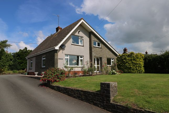 Thumbnail Detached house for sale in Monmouth Road, Raglan, Usk