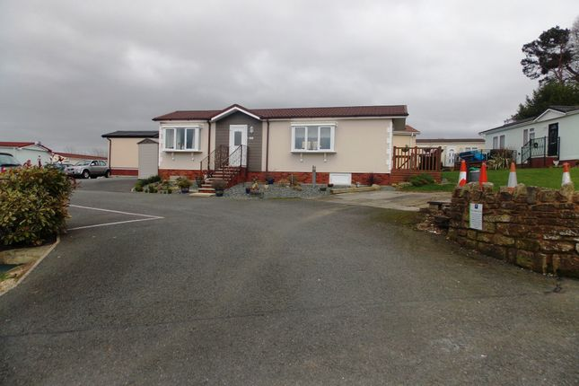 Thumbnail Property for sale in The Old Vicarage Residential Park, Holywell, Flintshire