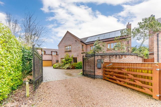 Thumbnail Detached house for sale in Birch House, Fromes Hill, Ledbury