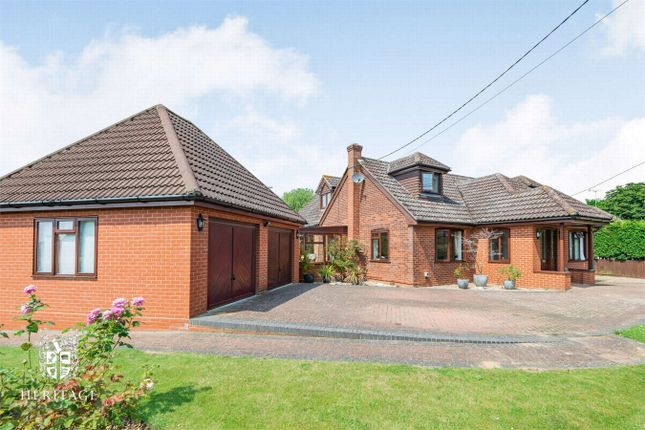 Thumbnail Property for sale in School Road, Rayne, Braintree, Essex