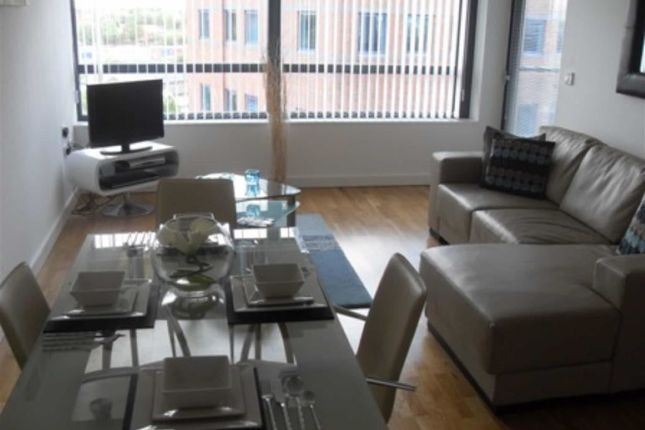 Thumbnail Flat to rent in Millenium Point, The Quays, Salford Quays, Salford, Greater Manchester
