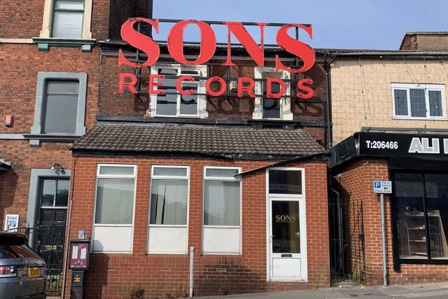 Thumbnail Office for sale in Hillchurch Street, Stoke-On-Trent, Staffordshire